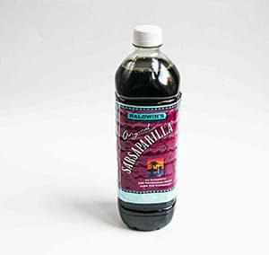 Chilled Pie and Mash Deliveries Sarsaparilla